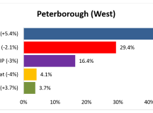 Election Watch: The latest local by-elections