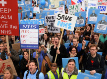 Conservatives must take sides on the NHS