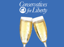 Freedom Fizz at CPC16 – With Toby Young & Jacob Rees Mogg MP