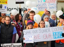Junior doctors strike: Putting patients at  risk to advance their cause is despicable