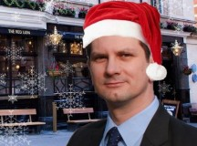 Christmas Pint & Patter with Steve Baker MP