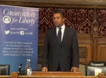 James Cleverly MP: Freedom of choice and personal responsibility go hand in hand