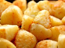 WARNING: Eating roast potatoes may seriously harm your health (says nannying quango)