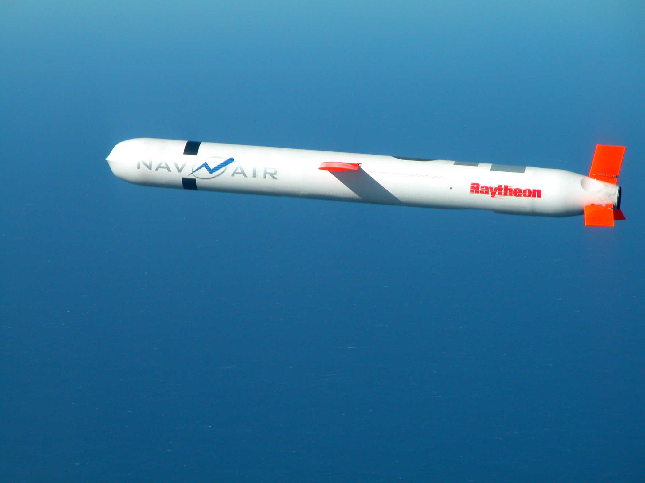 Tactical Tomahawk Block IV Cruise Missile Test