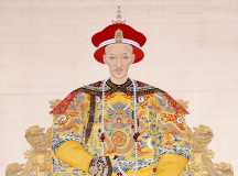 The Daoguang Emperor of the Qing Dynasty.