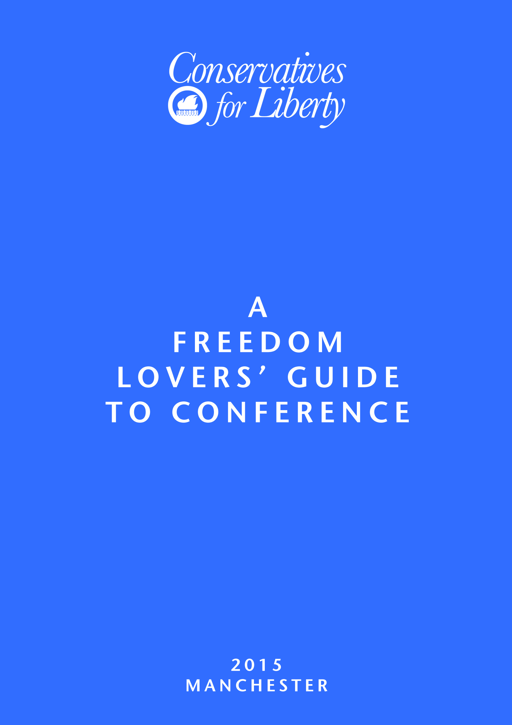 Conference Guide (cover)
